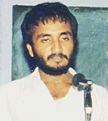 Anand Kumar at an Early Age