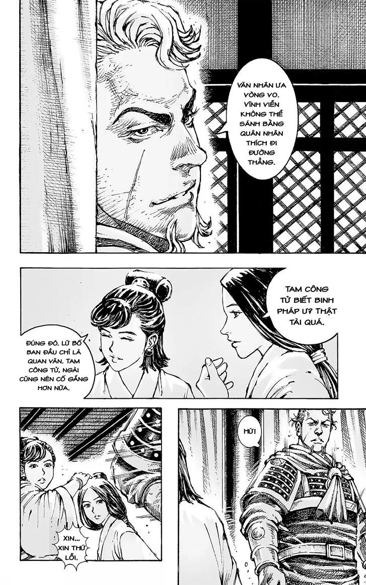 Hỏa phụng liêu nguyên Chương 550: Lương Châu truyền thuyết trang 6
