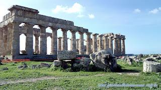 selinunte sicilia guia portugues Templo Hera - Selinunte: a Grécia aqui na Sicília