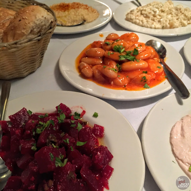 Andy's Taverna (Camden): where you can't mess with the mezze