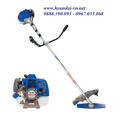 máy cắt cỏ Hyundai HD-835, máy xạc cỏ hyundai HD-835, máy cắt cỏ cầm tay Hyundai