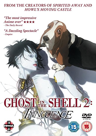 Ghost in the Shell 2: Innocence |Cast/Jap| |Película| |Mega|