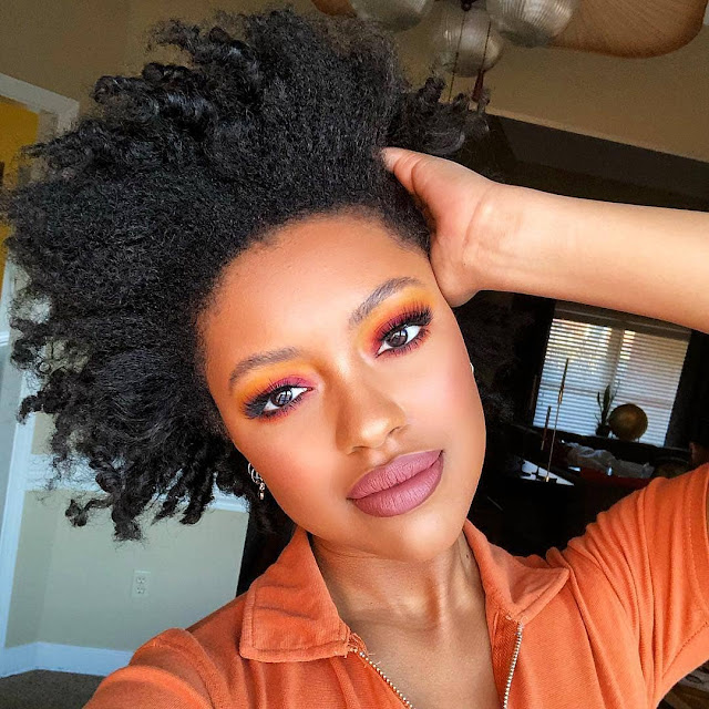 2019/2020 Fabulous Natural Hairstyles