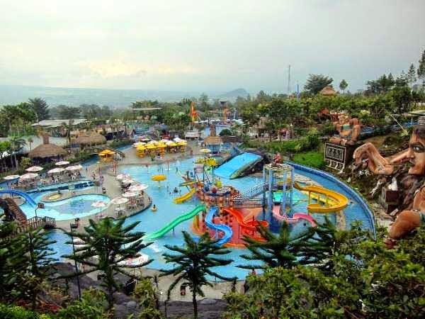 Jatim Park 1 : tempat wisata di malang yang menawarkan wahana permainan yang seru