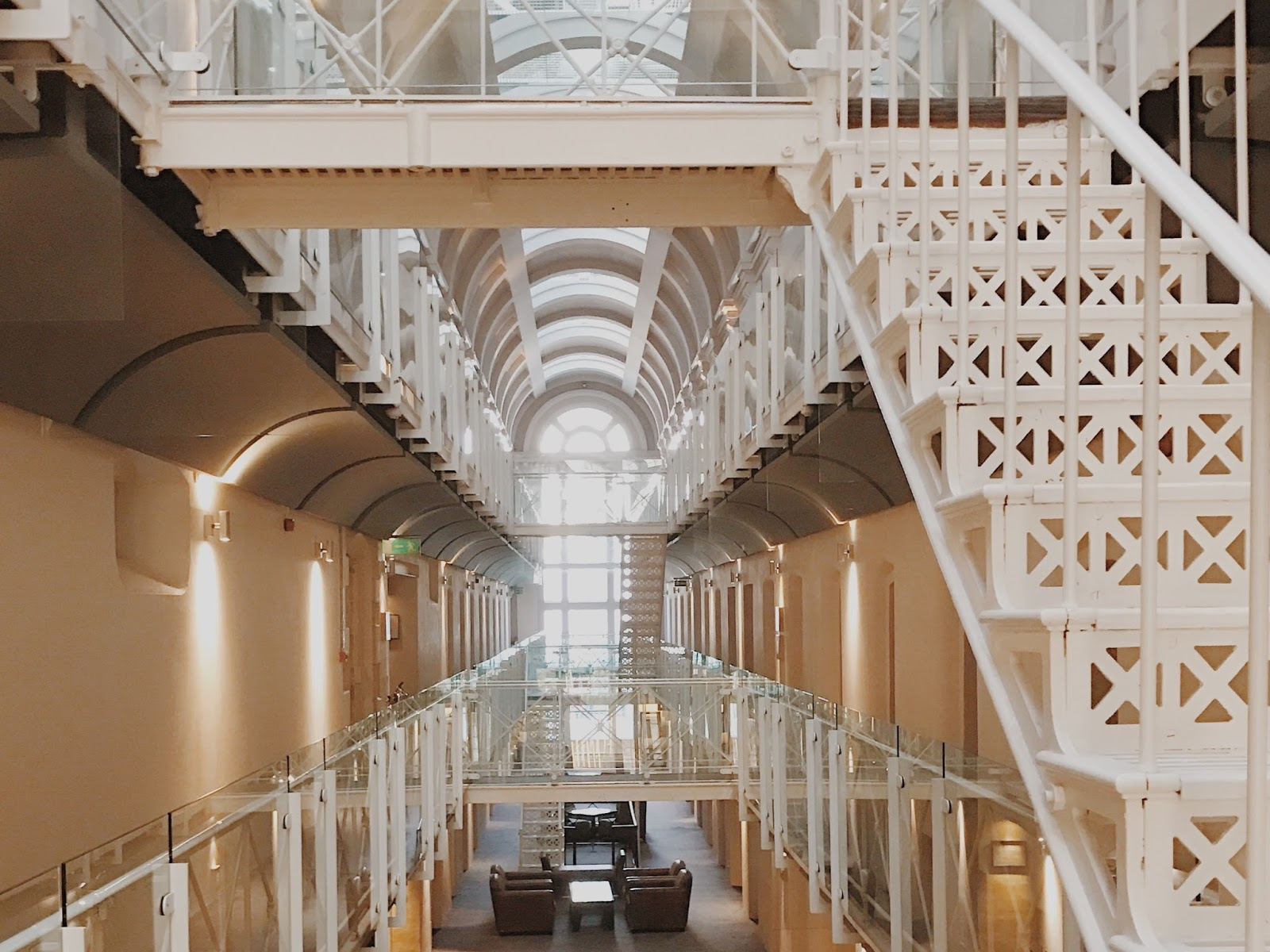 Spend a Night Behind Bars at the Malmaison Oxford