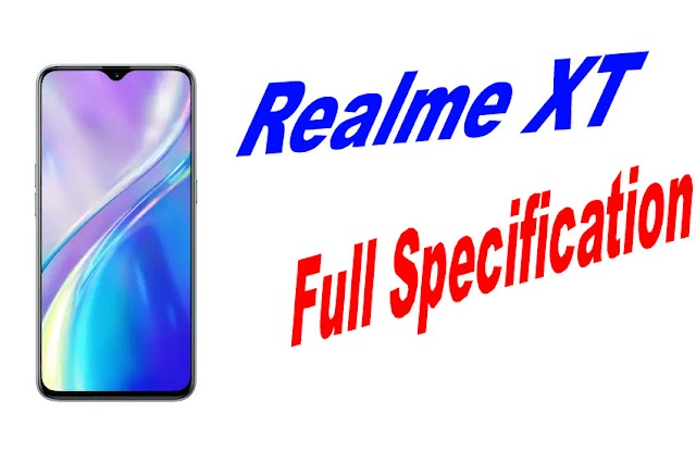Realme XT Full Specification Price in India