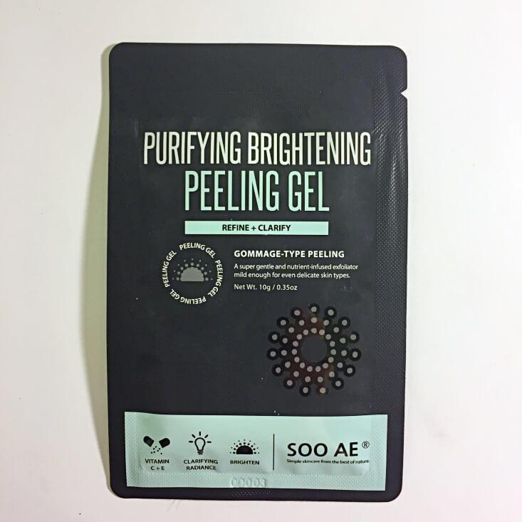 Soo AE Purifying Brightening Peeling Gel