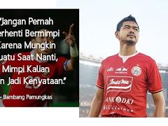 Quotes Terbaik Dari Bambang Pamungkas