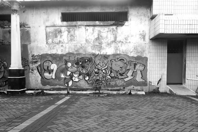 mural di kota lama