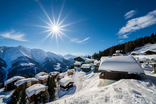Bettmeralp, thiên đường mùa đông ở Thụy Sĩ