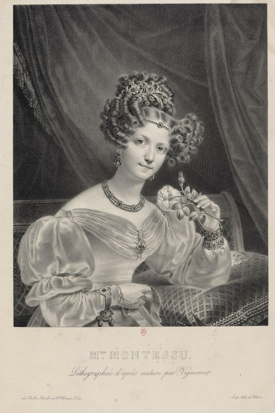 ffae10c05 Madame Montessu falleció en la ciudad francesa de Amiens