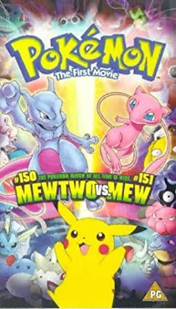 Filmi i Pokemonit Mjutu Dubluar ne shqip