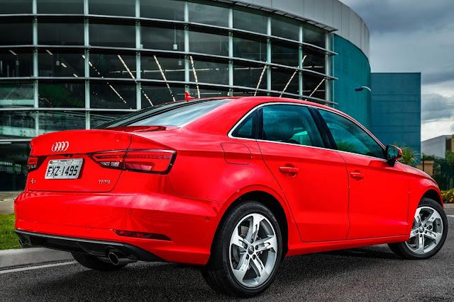 Audi A3 Sedan 2020 - Brasil