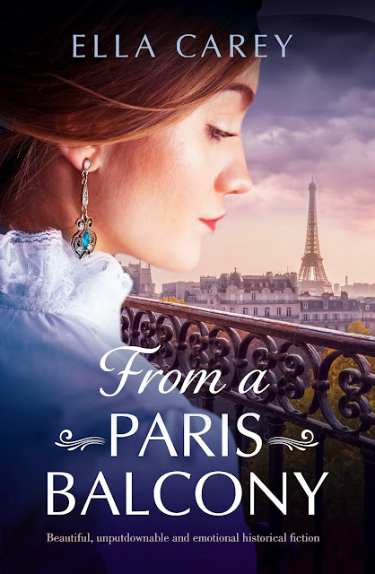 French Village Diaries book review From a Paris Balcony Ella Carey Bookouture