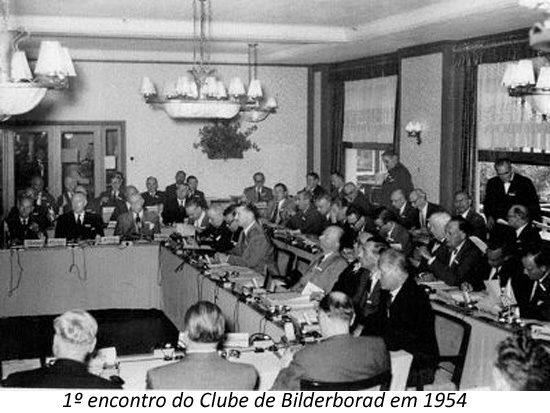 Bilderberg first meeting