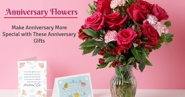 Make Anniversary More Special with These Anniversary Gifts