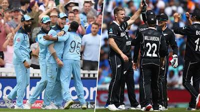 ENG vs NZ ICC WORLD CUP final Prediction
