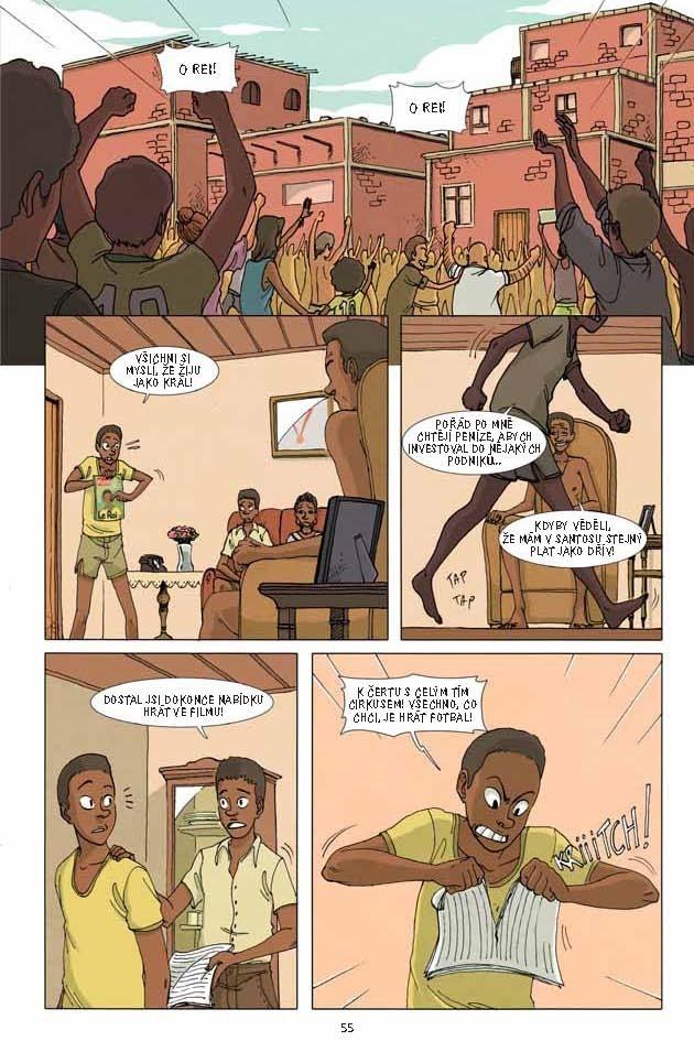 video z čierneho pohlavia