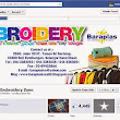 Like n Visit our official Facebook Fan Page / search: EMBROIDERY ZONE