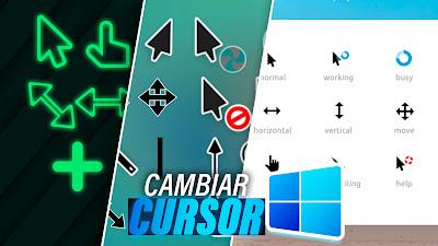Cambiar PUNTERO DEL MOUSE Windows 11