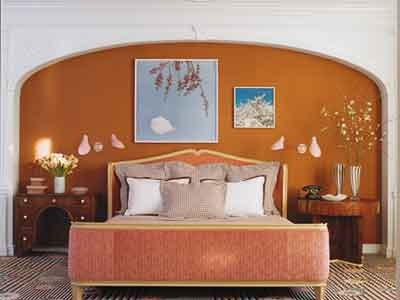 Love This Rusty Color My Living Room Is In A Warm Golden I Am Looking For Medium Grey Creamy Entryway And Hallway Which