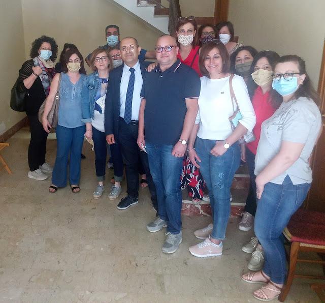 Chiudere la stagione del precariato Il Sinalp Sicilia incontra lavoratori ASU di Sambuca di Sicilia