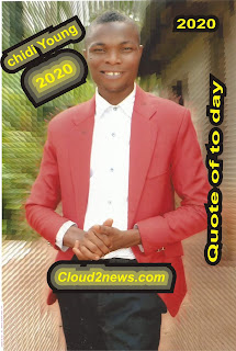 chidi young today, quote , news, motivation, inspirational,