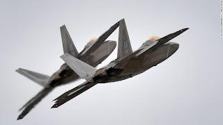AS Kerahkan Jet Tempur Cegat 2 Pesawat Rusia di Wilayah Alaska