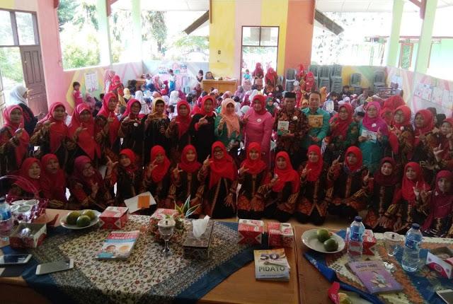 Padangpariaman Luncurkan Gerakan Membaca Buku di Seluruh Kecamatan