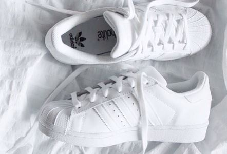 Clássico Superstar Feminino All-white