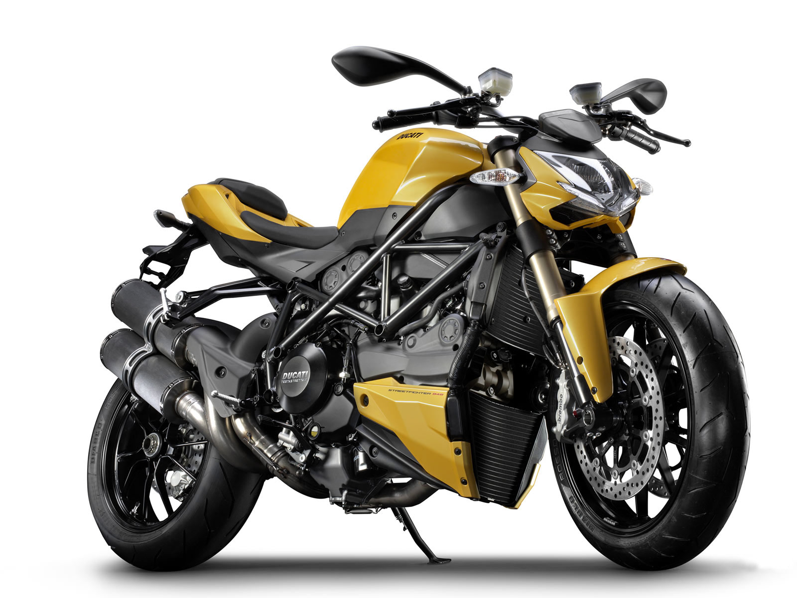 2012 ducati streetfighter 848 motorcycle wallpaper. Black Bedroom Furniture Sets. Home Design Ideas
