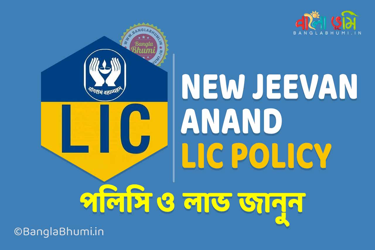 LIC New Jeevan Anand Policy