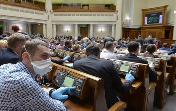 Рада зібралася голосувати за закон про банки