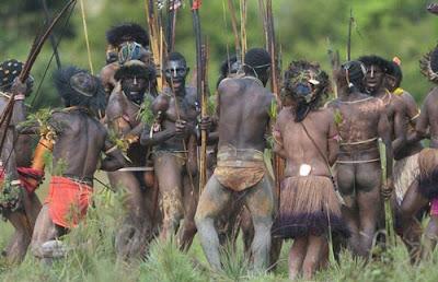 Suku Korowai, Suku Primitif di Indonesia yang Terancam Punah