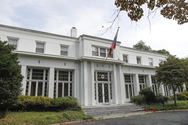 EE.UU: USA ayuda al Presidente Interino Guaidó a rastrear arte robado por allegados al régimen de Maduro.