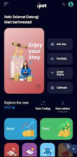 Aplikasi IPOT Indo Premier Sekuritas