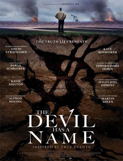 pelicula El demonio tiene nombre