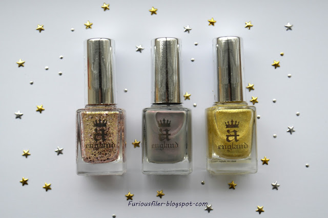 a england harmony heavenly layers review nail art