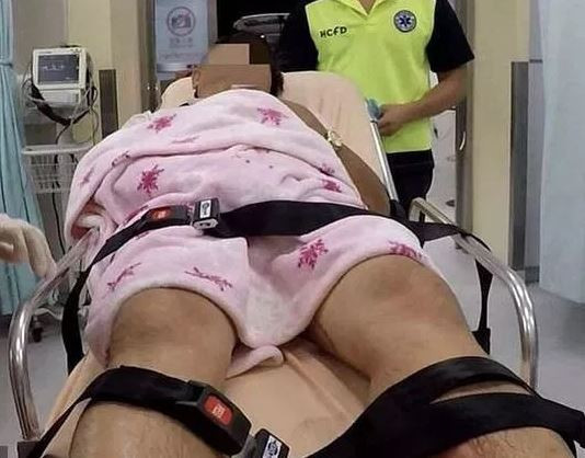 Taiwanese women cut the penis of the ex-husband