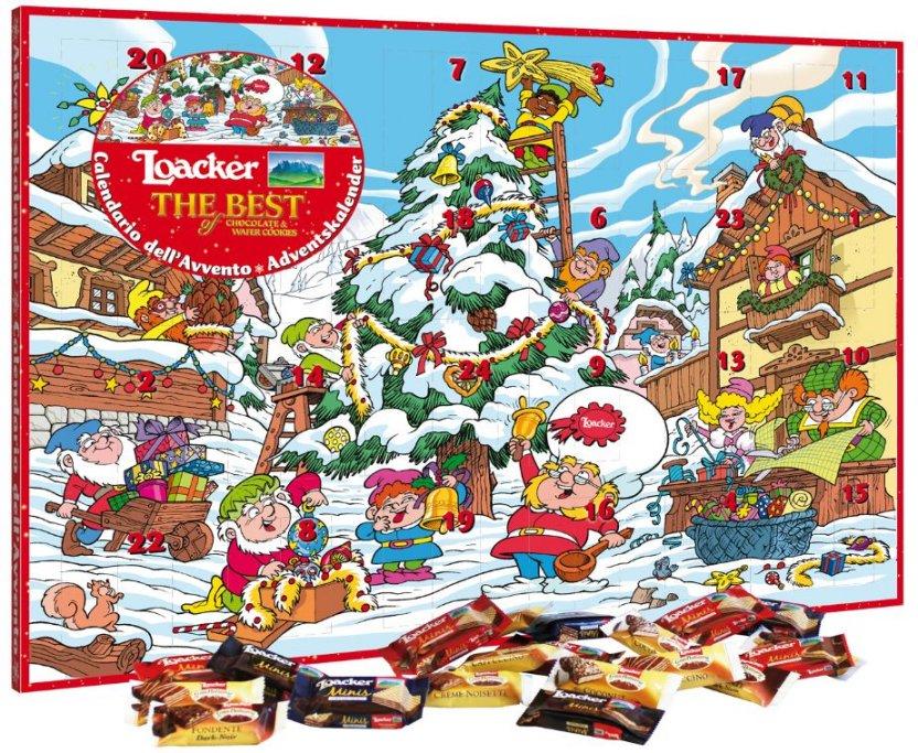 Calendario Avvento Mms.Aspettando Il Natale Con Festose Golosita A Golden Backstage
