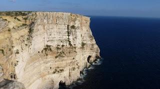 Sanat Cliffs, isla de Gozo.