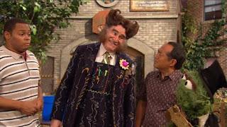 Alan, Chris, Oscar the Grouch, Mr. Disgracey, Richard Kind, Sesame Street Episode 4324 Trashgiving Day season 43