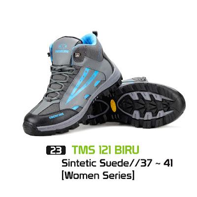 Sepatu Gunung Wanita TMS 121 Biru