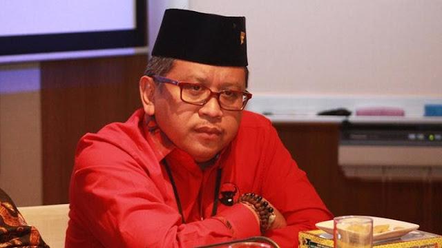 Kasus Suap Miliaran, Nama Hasto Kristiyanto Mencuat.