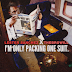 Lester Sanchez - I'm Only Packing One Suit (EP)