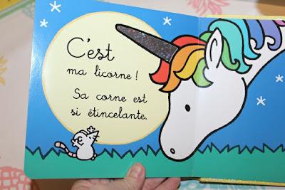 livre sur les licornes