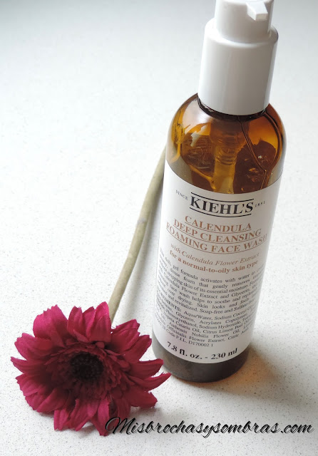 calendula-deep-cleansing-foaming-face-wash-kiehl´s