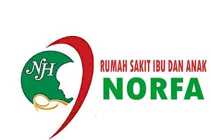 Lowongan RSIA Norfa Husada Bangkinang Oktober 2019