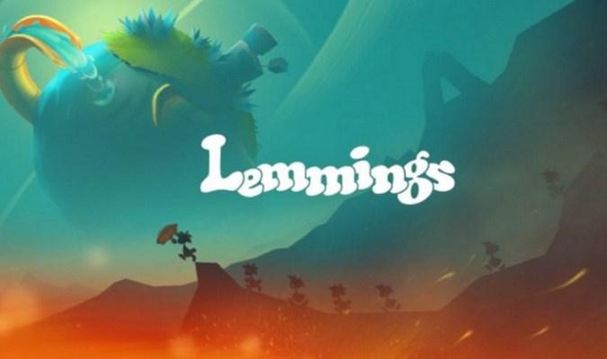 Game Android Terbaik dengan Rating Tinggi - Lemmings