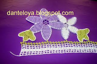 dantel havlu kenarı örnekleri